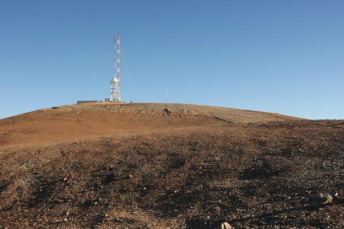 Estudiando la calidad del cielo en Cerro Armazones