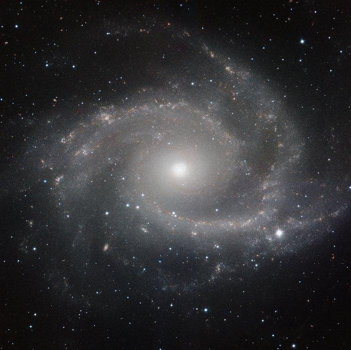 Imagen de NGC 2997 tomada por HAWK-I