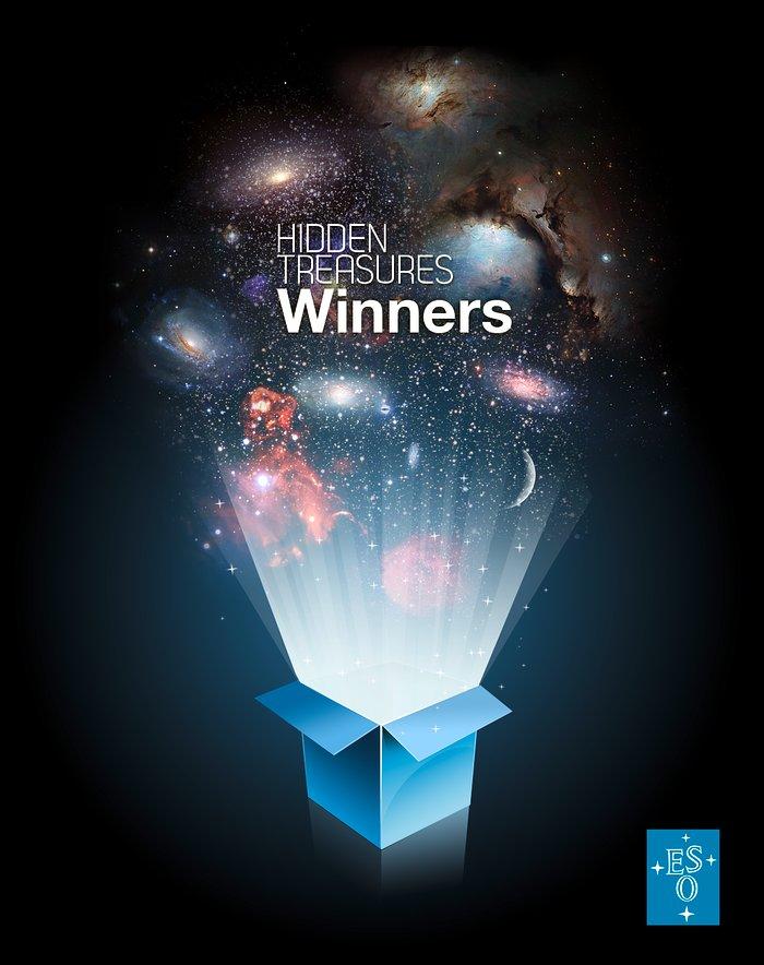Los ganadores de la Competencia Tesoros Escondidos 2010 de ESO