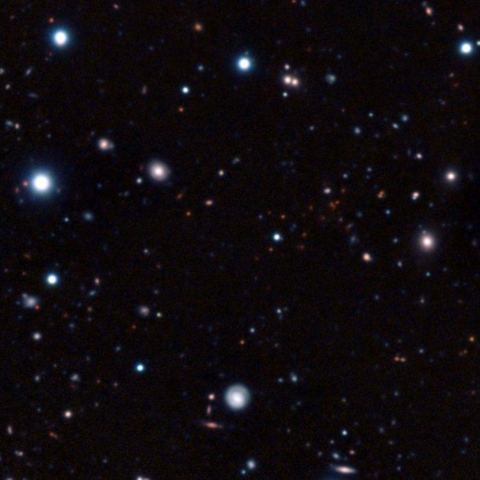 El cúmulo de galaxias maduro más lejano encontrado hasta ahora