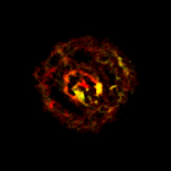 ALMA view of molecular gas in the centre of NGC1433