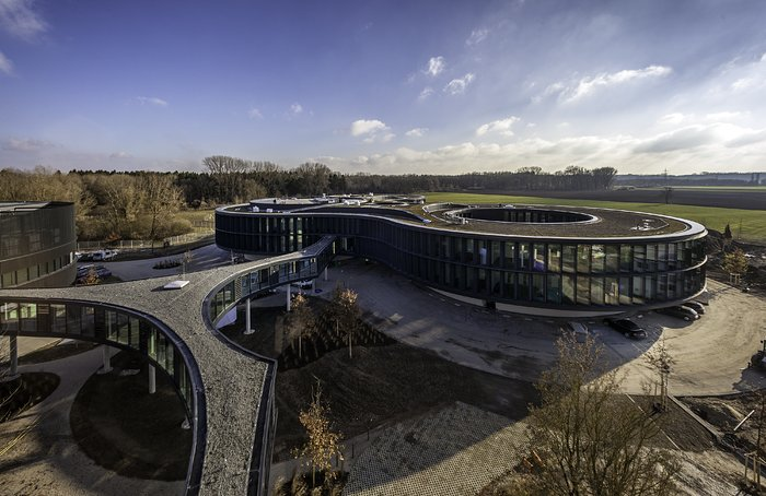 The ESO Headquarters Extension