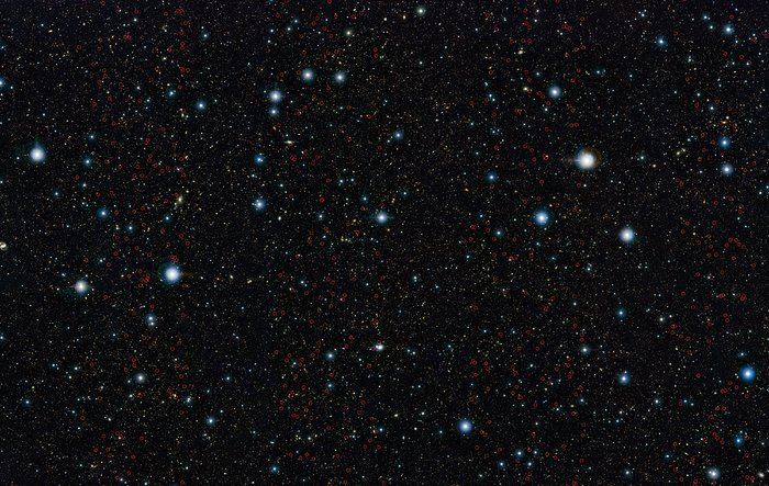 Massive galaxies discovered in the early Universe