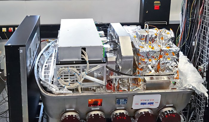 GRAVITY — futura sonda para el estudio de agujeros negros