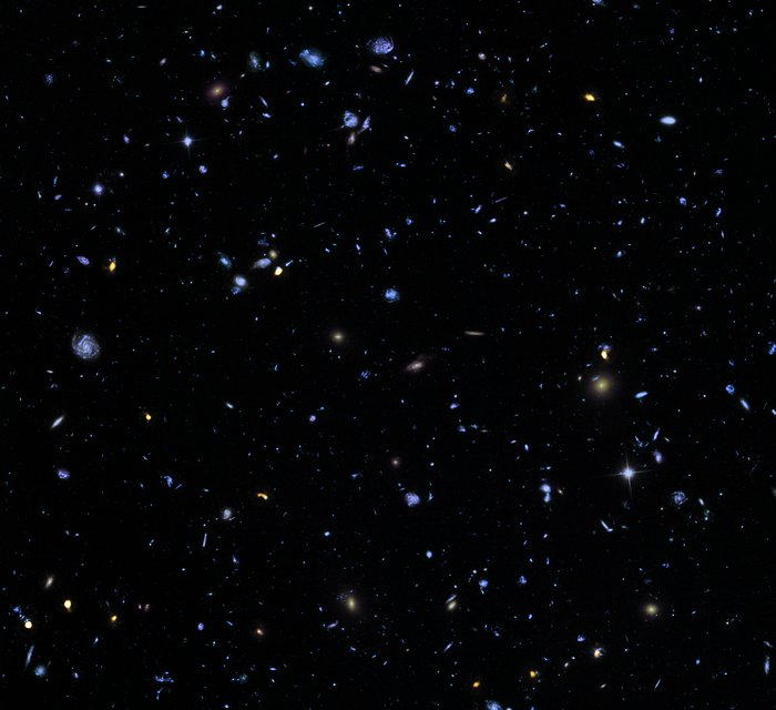 Het Hubble eXtreme Deep Field
