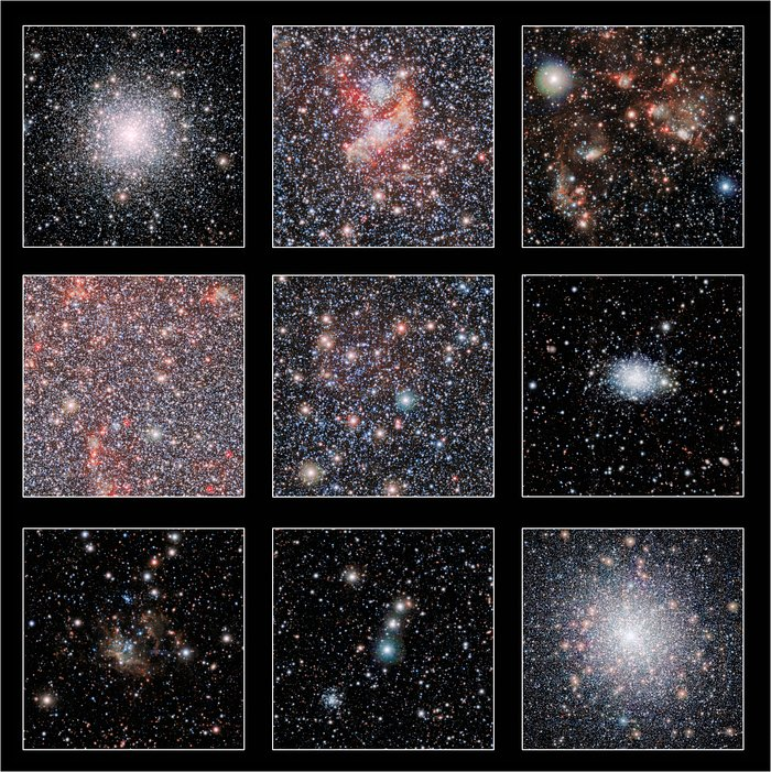 Highlights from VISTA's view of the Small Magellanic Cloud