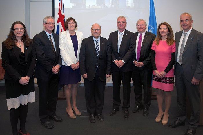 Austrália assina acordo com o ESO