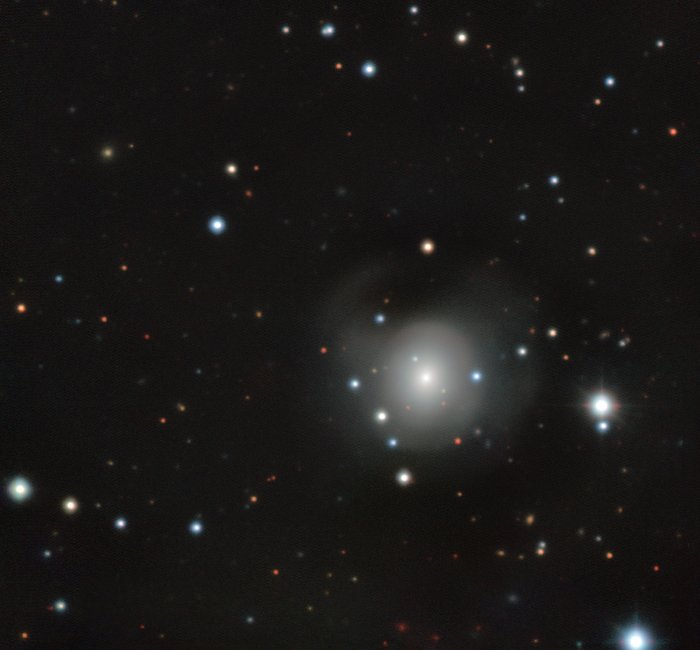 GROND image of kilonova in NGC 4993