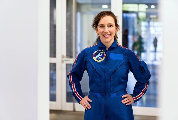ESO-astronom har valts ut till astronautträning