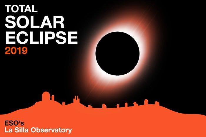 Eclipse total do Sol de 2019