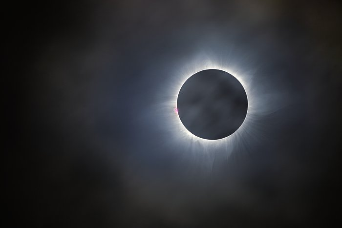 The 9 March 2016 total solar eclipse