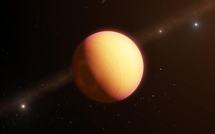 GRAVITY bryter ny mark i studiet av exoplaneter