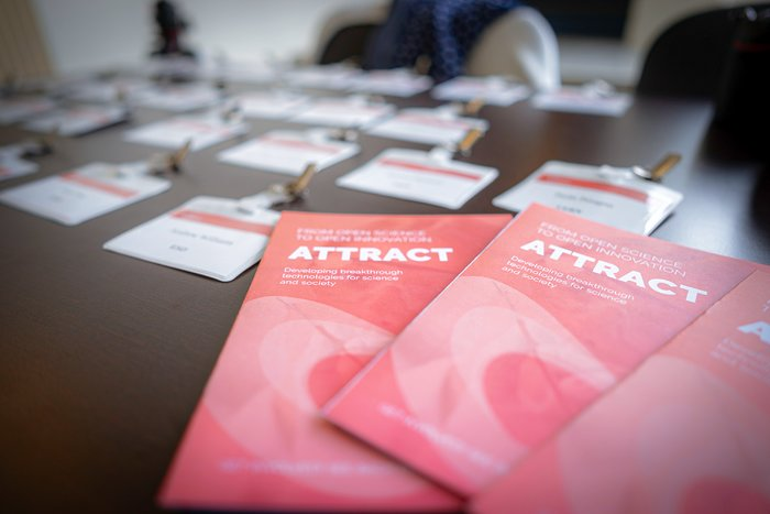 ATTRACT Kick-off Meeting