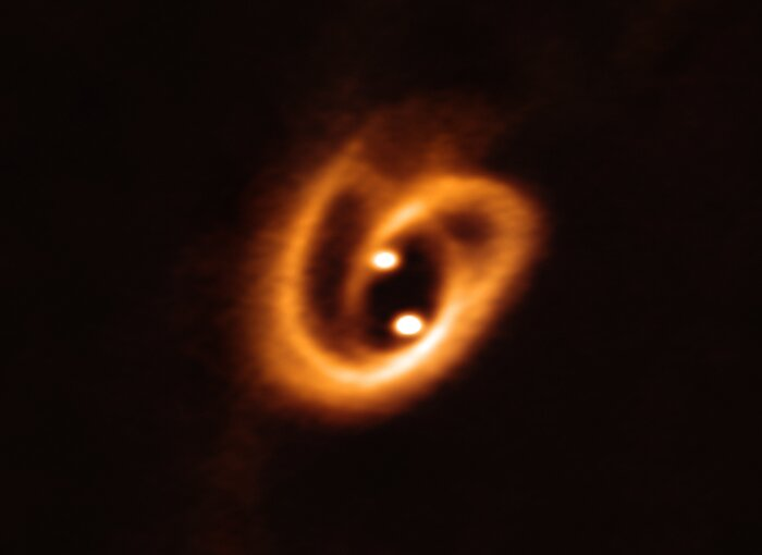 En kosmisk kringla