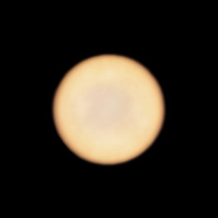 ALMAs Blick auf die Venus