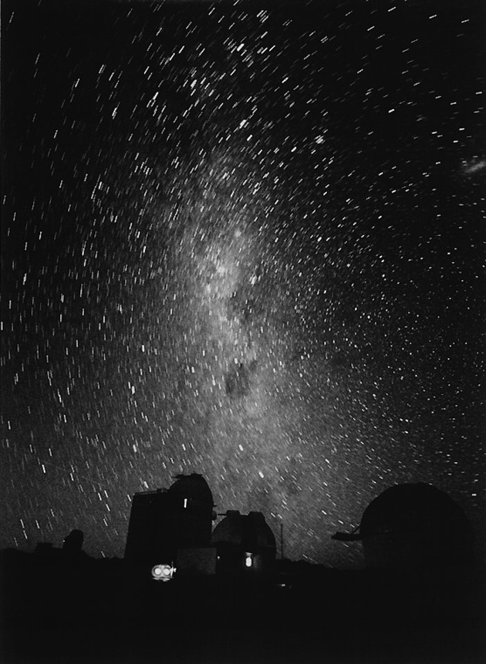 Southern Milky Way over La Silla