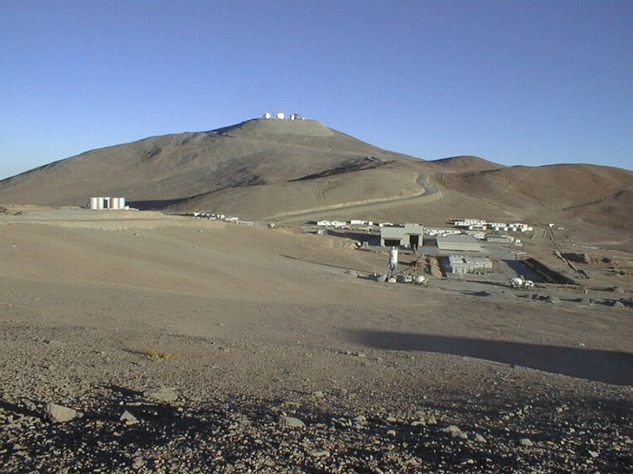 West of Paranal Area