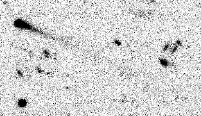 Comet P/1997 T3