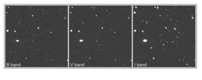 ESO imaging survey provides targets for the VLT