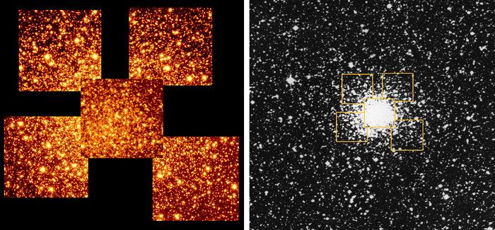 Globular Cluster NGC 6712