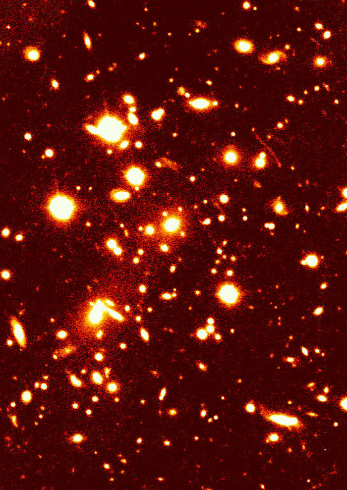 Cluster of Galaxies-1ESO657-55 (V-band)