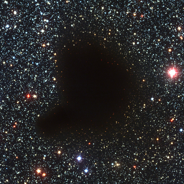 B68, the Black Cloud