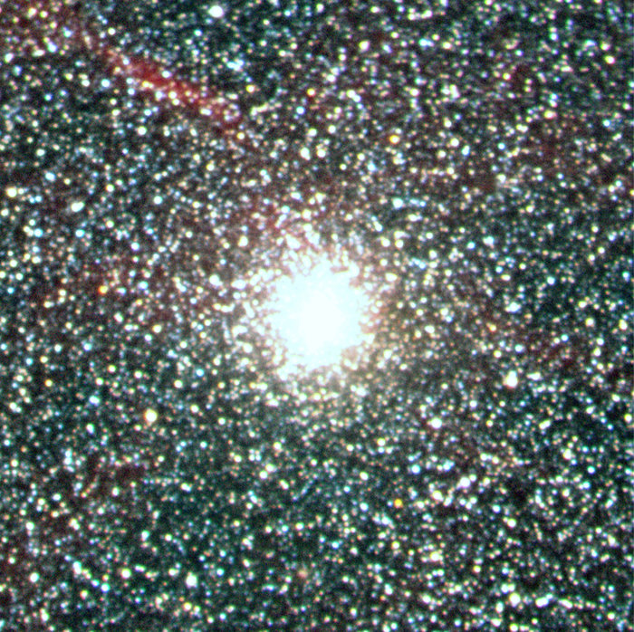 Globular cluster NGC1916 near N119 in the Large Magellanic Cloud