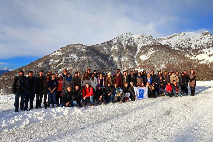 Das ESO Astronomy Camp 2014