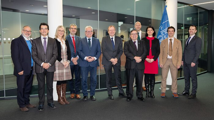 ESA-ESO coordination meeting 2020