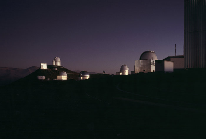 La Silla Telescopes
