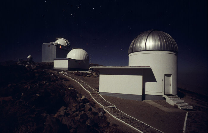 La Silla small telescopes