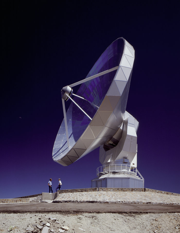 Swedish-ESO Submillimetre Telescope (SEST)