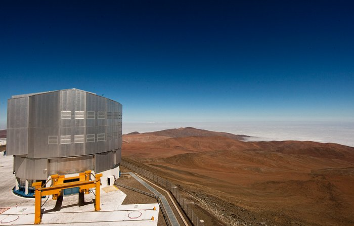 Melipal — the VLT Unit Telescope 3