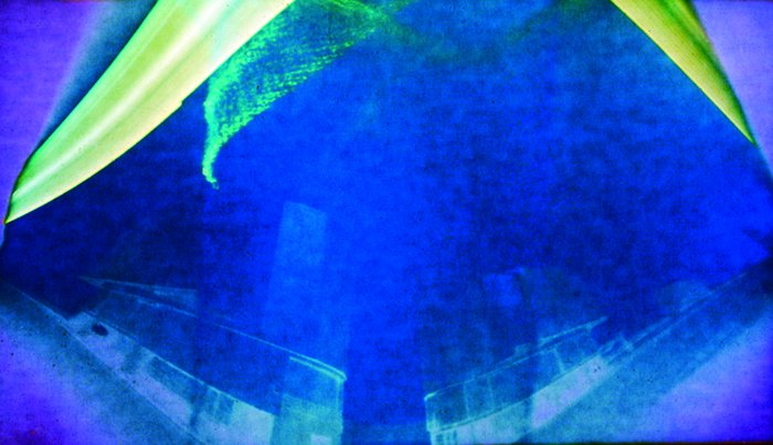 Solargraph at the VLT