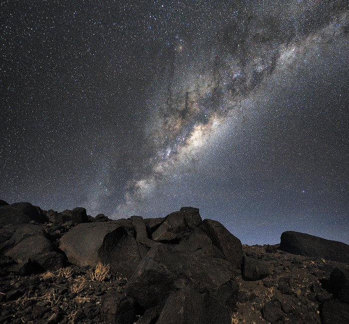 From the Atacama Desert, straight to the Centre of our Galaxy