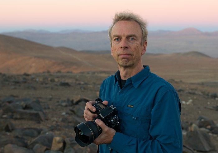 ESO Photo Ambassador Gerhard Hüdepohl