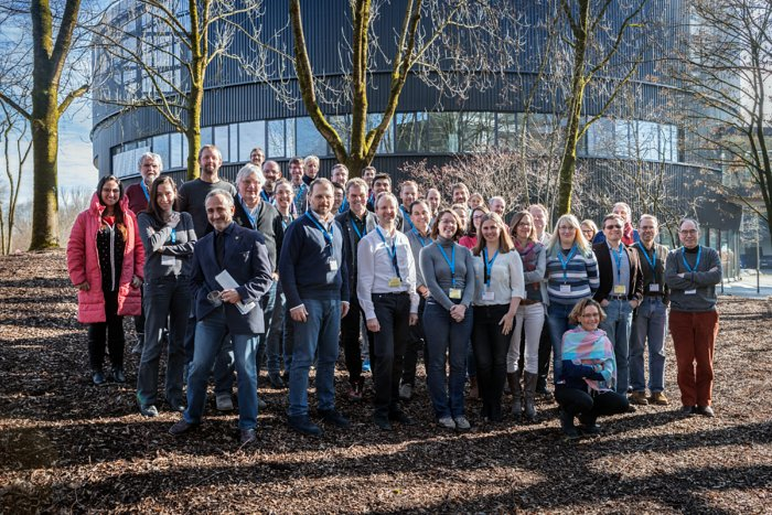 2017 Band 5 Science workshop in Garching