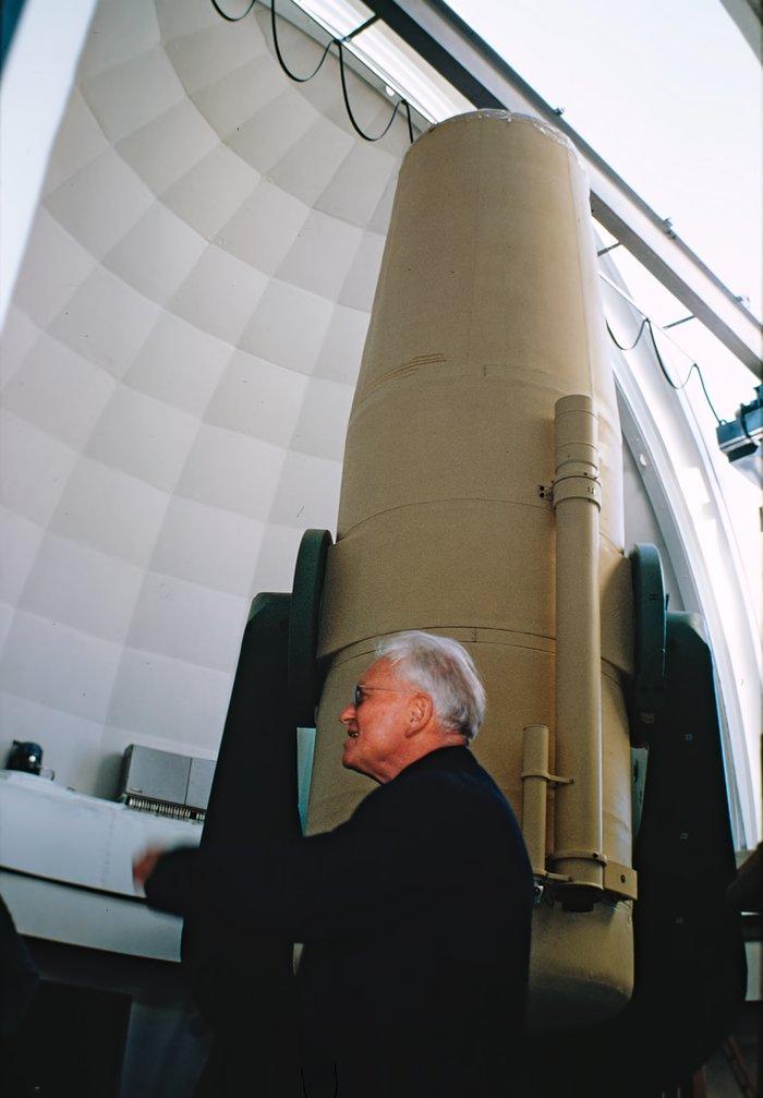ESO 1-metre Schmidt telescope