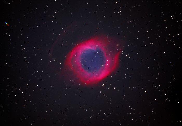 The Helix Nebula (NGC7293)
