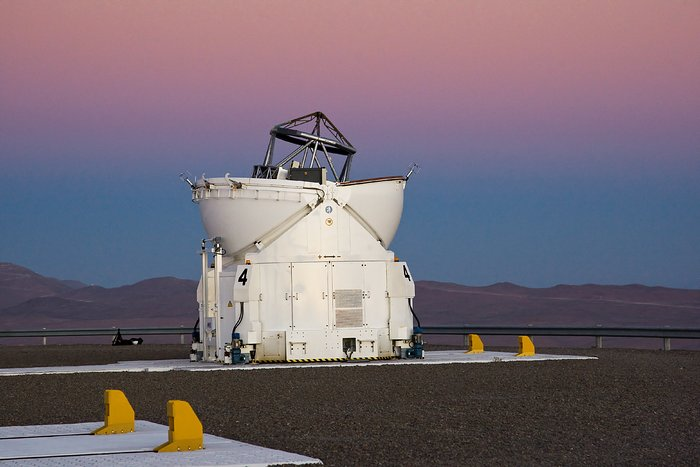 VLT Auxiliary Telescope at Paranal
