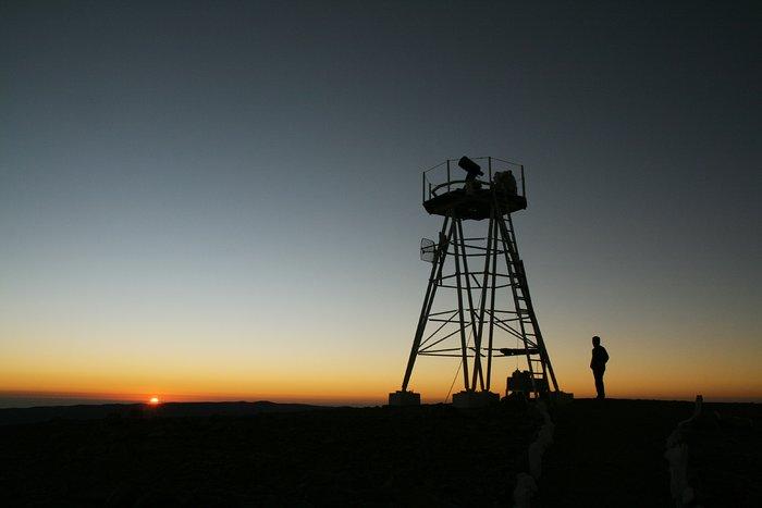 ELT site testing - Cerro Ventarrones / Chile