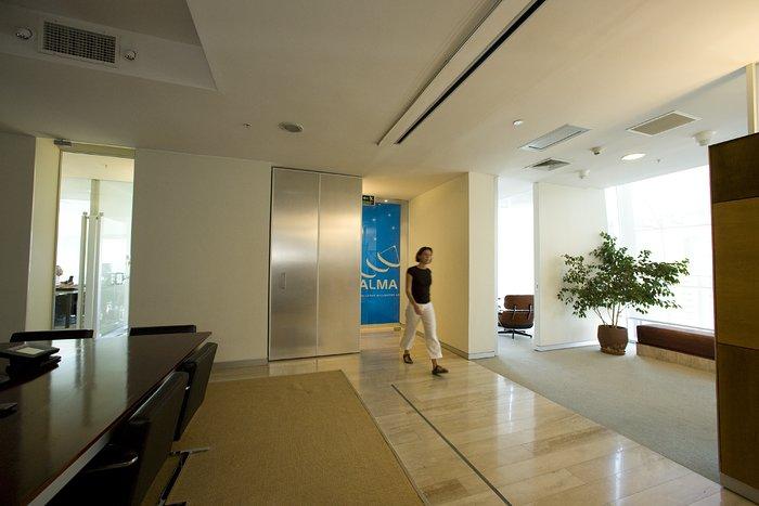 ALMA office in Santiago de Chile