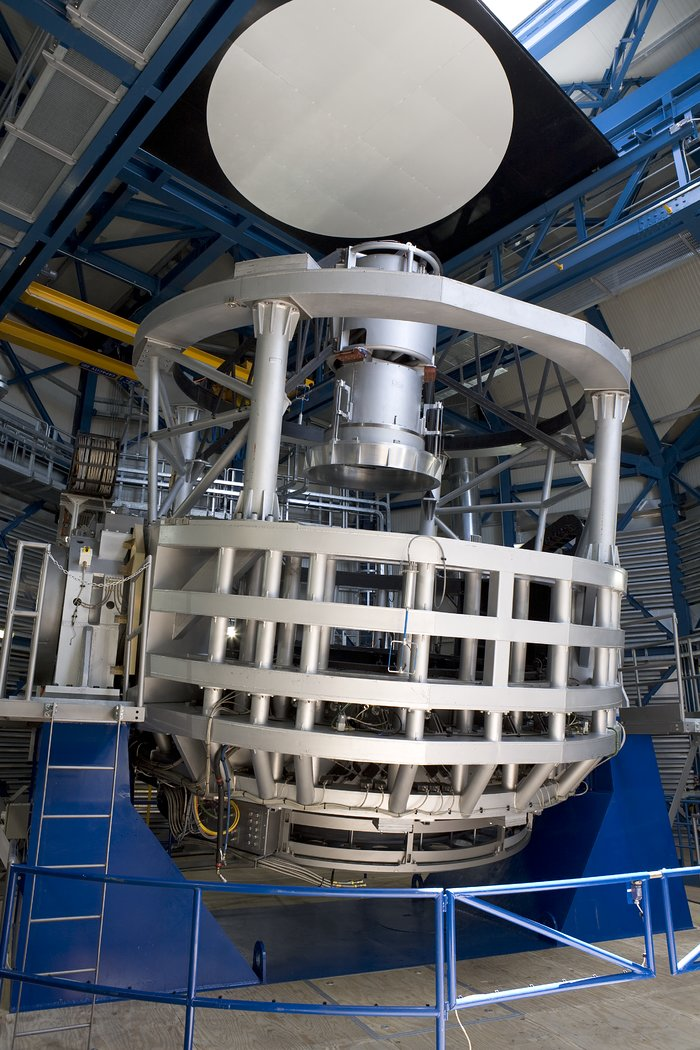 VISTA telescope structure