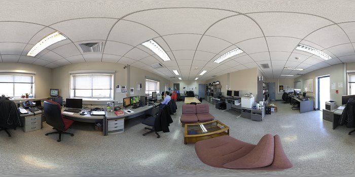 IT support offices at Paranal