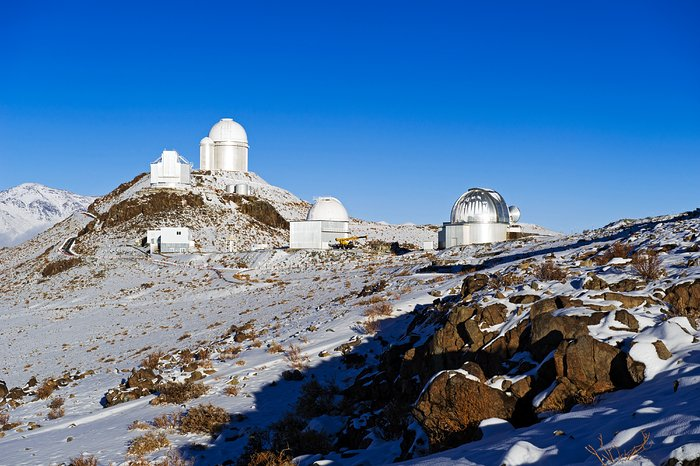 View of La Silla