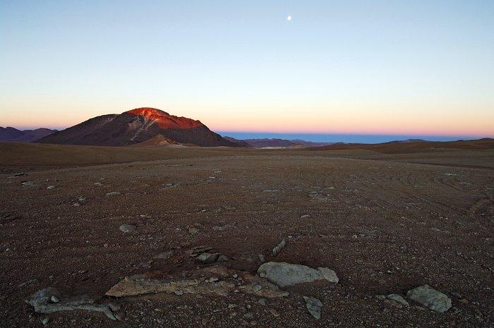 Chajnantor plateau