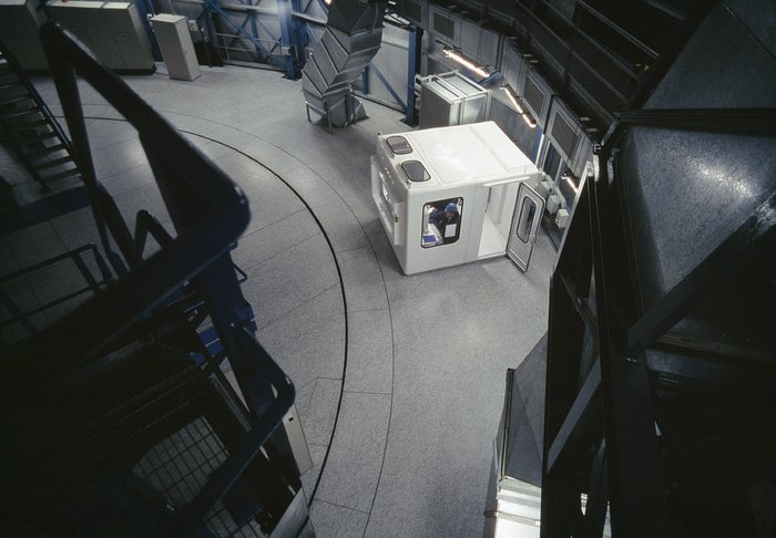 UT2-Kueyen control hut