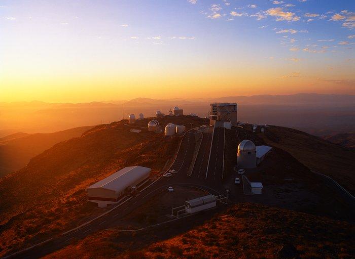 Das La-Silla-Observatorium