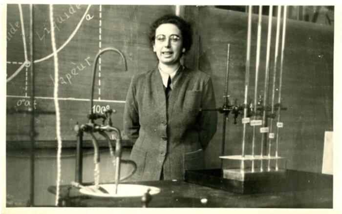 Lucia Debrouckère
