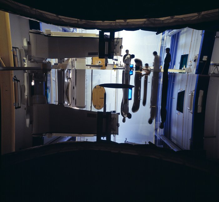 Testing of the VLT primary mirrors